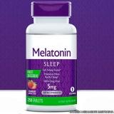procuro por remédio natural para dormir melatonina Sacomã