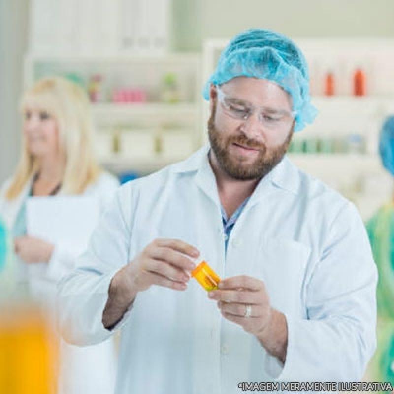 Manipulação Medicamentos Oncológicos Bonsucesso - Manipulação de Medicamentos Citostáticos