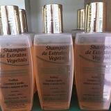 cosmético natural para cabelos Lavras